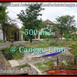 TANAH MURAH JUAL CANGGU 5 Are Lingkungan Villa